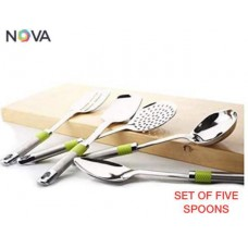 Cooking Spoon Set of 5