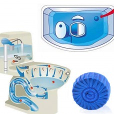 10 PIECE TOILET BOWL CLEANER TABLET