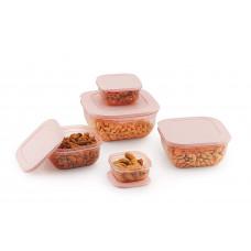 5 pcs Container Set.