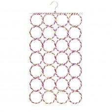 28 Rings Folding Hanger