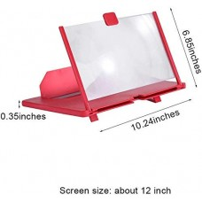 Phone Holder Mobile Phone 3D Screen Magnifier