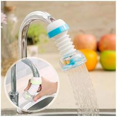 Anti-Splash Expandable Head Nozzle Bathroom