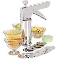1pc Stainless Steel Sev Maker Kitchen Press