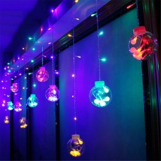 12 Ball Multi-color Lighting