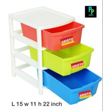 Chest Storage Organizer drawer, 3 DROWER CHEST PIZE RS 870/-, 4 DROWER CHEST PRIZE RS 1010/-